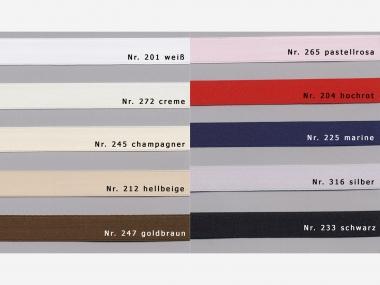 Satinband mit Seideneffekt - double face 0422-50, Breite ca. 50 mm