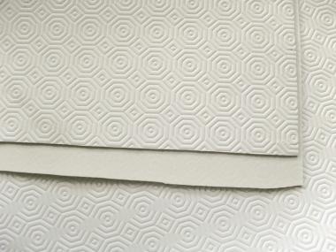 Tischpolster-Tischunterlage ZTR-0302 aus Softschaum mit Wabenprägung