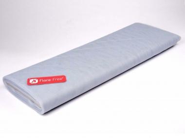 Tüllstoff - Tüll uni L722-53, Farbe 53 Silver Grey