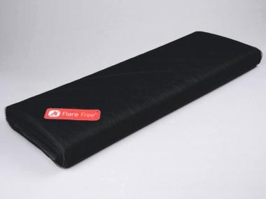 Tüllstoff - Tüll uni L722-55, Farbe 55 Black