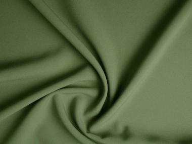 Pflegeleichter Universalstoff - Bi-Stretch L716-04, Farbe 04 olivgrün