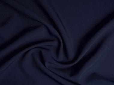 Pflegeleichter Universalstoff - Bi-Stretch L716-23, Farbe 23 dunkelblau