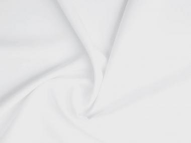 Pflegeleichter Universalstoff - Bi-Stretch L716-27, Farbe 27 weiß