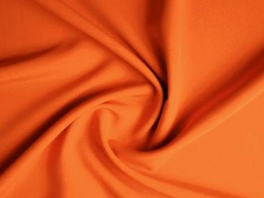 Pflegeleichter Universalstoff - Bi-Stretch L716-44, Farbe 44 orange