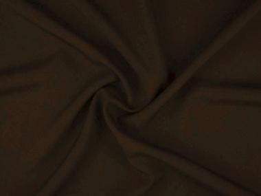Pflegeleichter Universalstoff - Bi-Stretch L716-48, Farbe 48 dunkelbraun