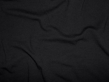 Viskose-Jersey uni N2194-69, Farbe 69 schwarz