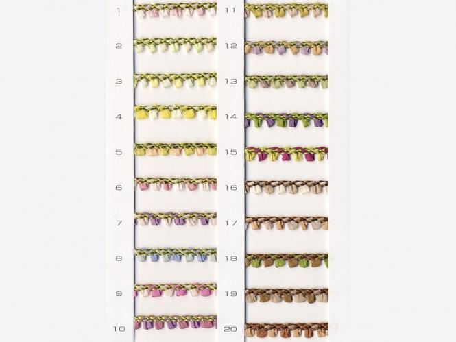 Mokuba Floral Tape einseitig Nr. 9333