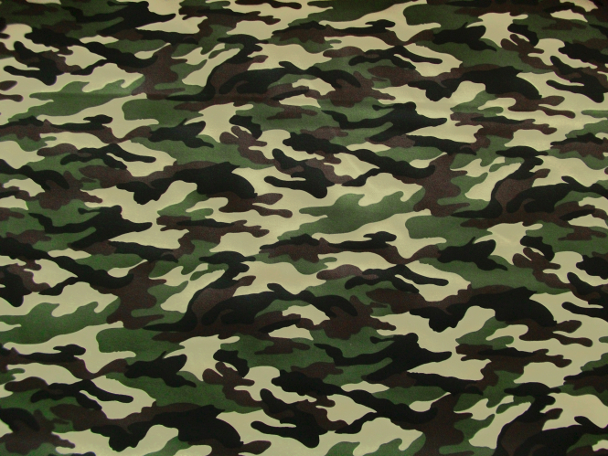 Army-Stoff Camouflage L748-4