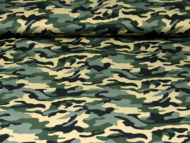 Army-Stoff Camouflage L911-34