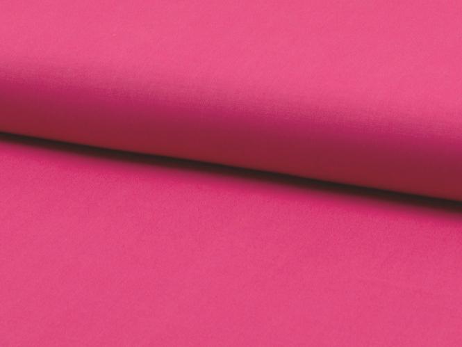Baumwollstoff - Popeline QRS0150-217, Farbe 217 fuchsia