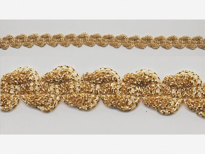 Brokatborte gold Nr. 69781704