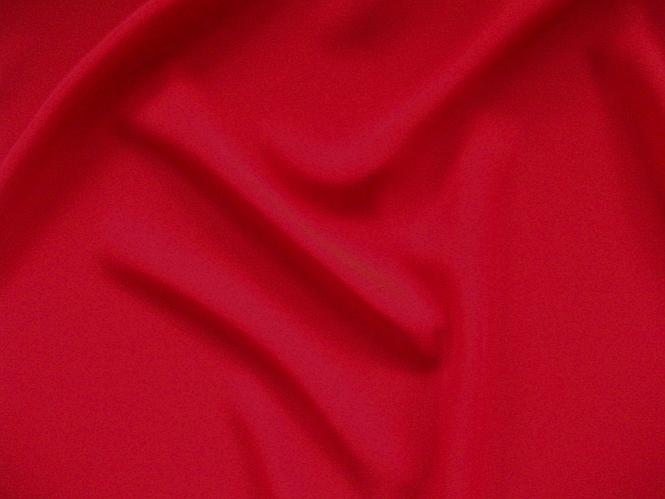 Chiffon uni L735-56, Farbe 56 rot