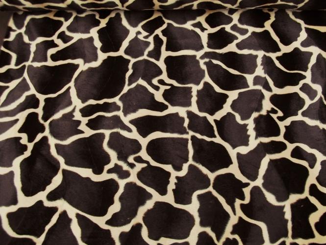 Fell-Imitat Giraffe L725-18