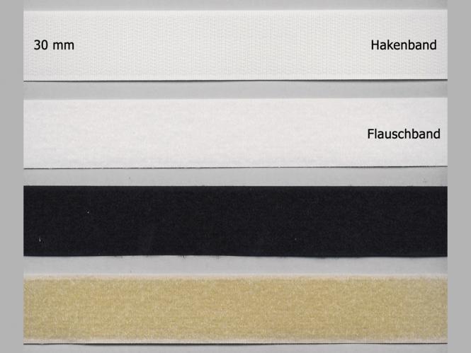Klettband Standard zum Annähen Nr. 91669-F, Flauschband einzeln