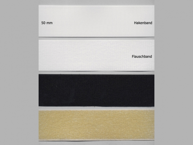 Klettband Standard zum Annähen Nr. 91673