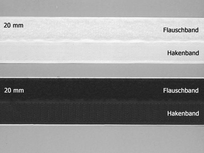 Klettband Premium selbstklebend Nr. 64400