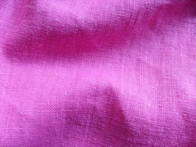 Leinenstoff Barcelona L733-877, Farbe 877 pink