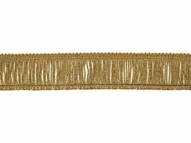 Lurex-Fransenborte gold 8818g