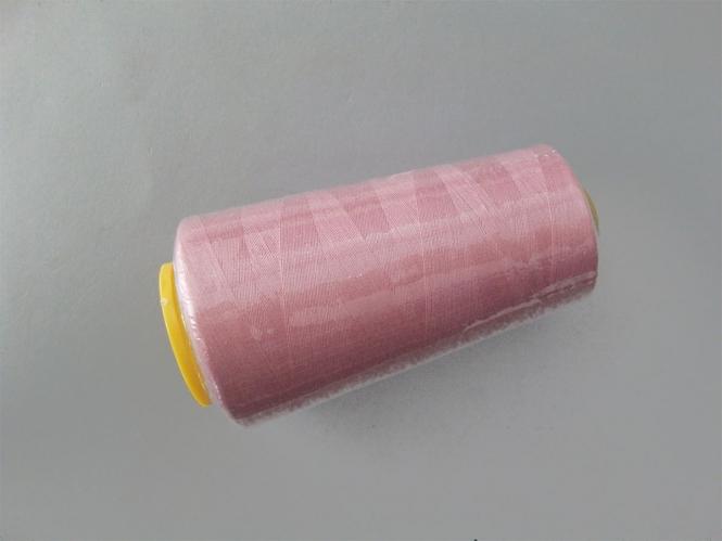 Overlockgarn Nr. 549-509, Lauflänge 3000 Yards, Farbe 509 rosa