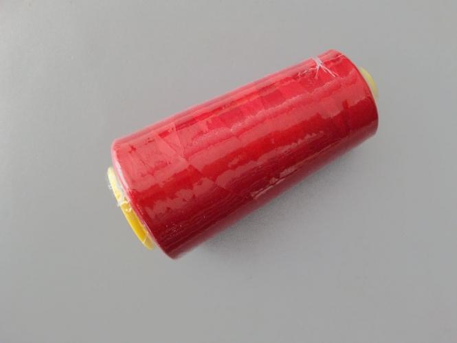 Overlockgarn Nr. 549-533, Lauflänge 3000 Yards, Farbe 533 rot
