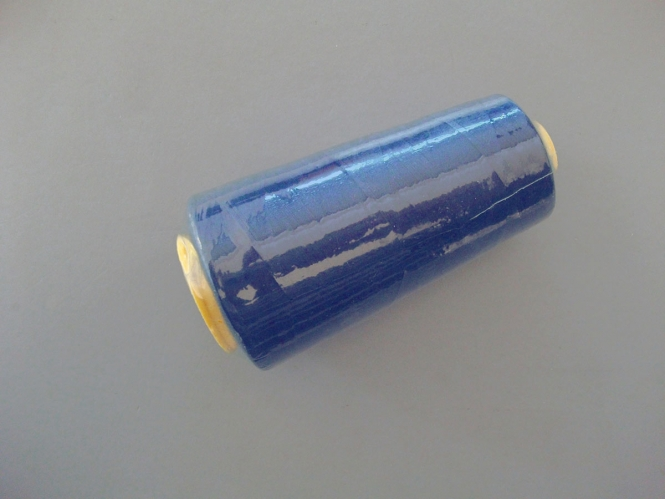 Overlockgarn Nr. 549-828, Lauflänge 3000 Yards, Farbe 828 königsblau