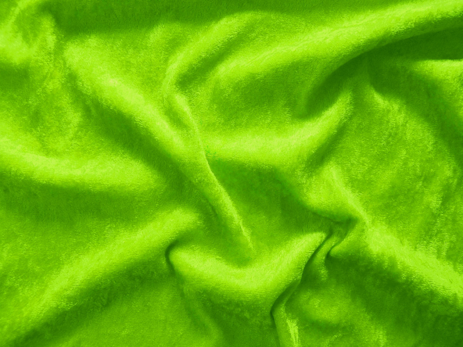 Pannesamt uni L724-50, Farbe 50 apfelgrün