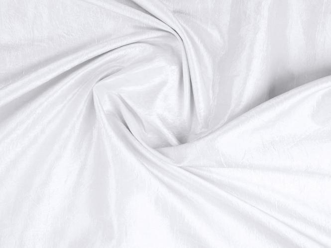 Taft Crash uni L723-23, Farbe 23 weiß