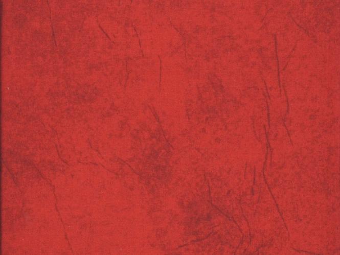 Tischtuch C26 in rot gemustert mit Acrylatbeschichtung