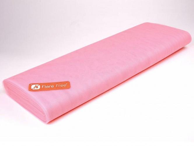Tüllstoff - Tüll uni L722-08, Farbe 08 Sealing Wax