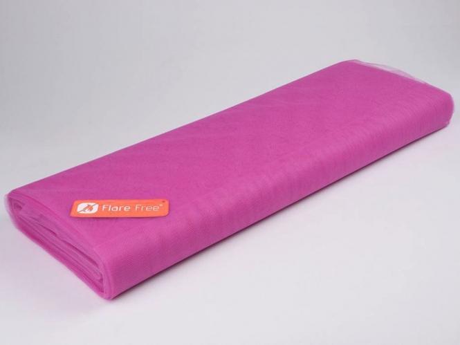 Tüllstoff - Tüll uni L722-10, Farbe 10 Cherry