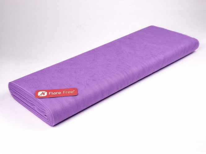 Tüllstoff - Tüll uni L722-19, Farbe 19 Purple
