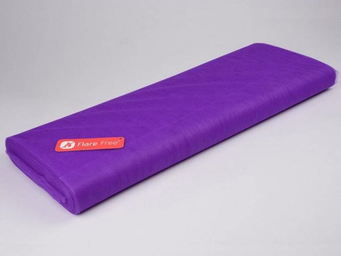 Tüllstoff - Tüll uni L722-21, Farbe 21 Violet