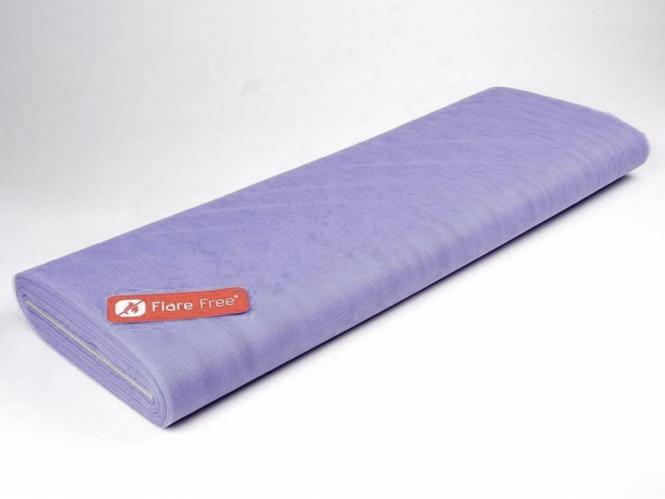 Tüllstoff - Tüll uni L722-25, Farbe 25 Blue