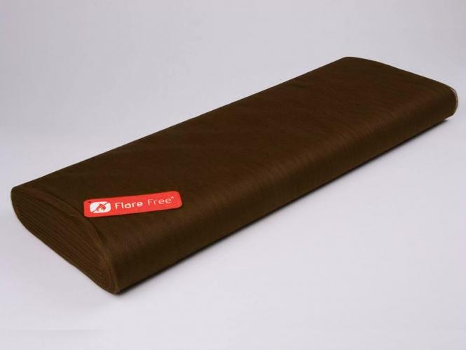 Tüllstoff - Tüll uni L722-35, Farbe 35 Peat