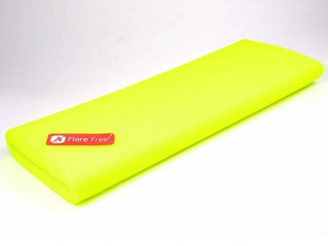 Tüllstoff - Tüll uni L722-44, Farbe 44 Fluorescent Lemon