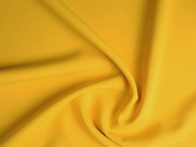 Pflegeleichter Universalstoff - Bi-Stretch L716-05, Farbe 05 maisgelb