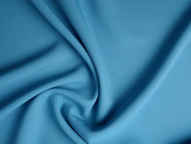 Pflegeleichter Universalstoff - Bi-Stretch L716-13, Farbe 13 wasserblau