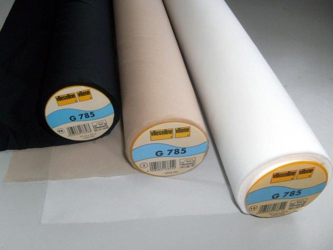 Bi-elastische Gewebeeinlage Vlieseline G 785-05, Farbe haut