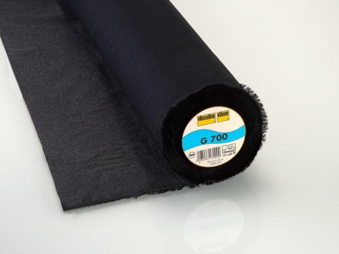 Universal Gewebeeinlage Vlieseline G 700-99, Farbe schwarz