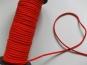 Baumwollkordel geflochten Nr. 6978172-03, Farbe 03 rot