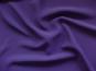 Chiffon uni L735-05, Farbe 05 dunkellila