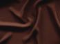 Chiffon uni L735-1777, Farbe 1777 dunkelbraun