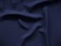 Chiffon uni L735-30, Farbe 30 marine