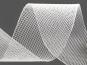 Crinoline Versteifungsband fest S750344-01, Breite 5 cm, Farbe 01 weiß