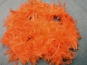 Federboa uni 7417-08, Farbe orange