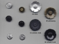Jim Knopf Druckknopf Metall Nr. 11943-34, Größe 34 (ca. 21,5 mm)