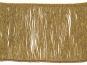 Lurex-Fransenborte gold 8818g-15, Breite ca. 14,5 cm