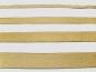 Lurexband Nr. 25197g-07 in gold mit Goldkante, Breite ca. 7 mm