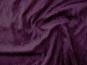 Pannesamt uni L724-59, Farbe 59 rotlila