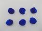 Pompons 500879-05, Farbe 05 blau